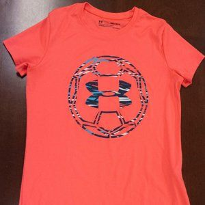 Fun UnderArmour T Youth M Excellent Cond